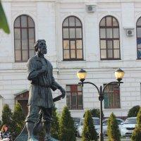 Вот таков  он Тамбовский мужик :: Виталий  Селиванов