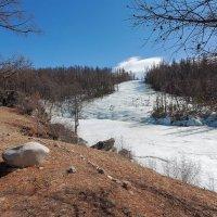 Ледяной поток :: Анатолий Иргл