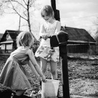 Сестры :: Юля Лагутенкова