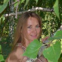 В березовых ветвях :: Сергей Тагиров