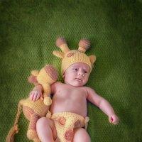 Танцующий жирафёнок!)) :: Ольга Егорова