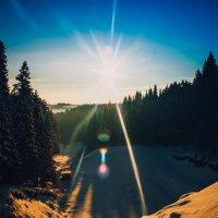 Красоты зимы :: Юлия Доронина