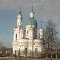 Храм Божий :: Михаил Жуковский