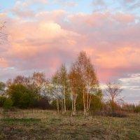 На закате :: Лилия Рунтова