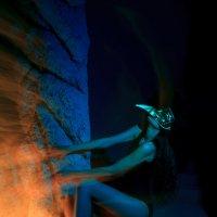 Точные границы неуловимой глубины :: DewFrame Илья Ягодинский