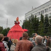 фестивальное шествие-4 :: Елена Байдакова