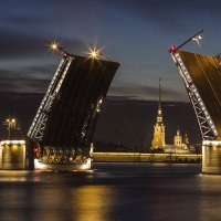 Мосты разведены :: Юрий Захаров