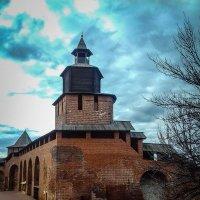 Смотровая башня :: Дмитрий Перов