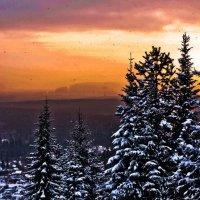 Рассвет. :: Владимир Батурин