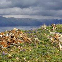 Озеро Севан в Армении :: Денис Кораблёв