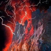 извержение Карадага... :: viton