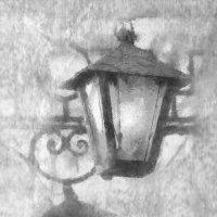 И фонарям бывает грустно.... :: Tatiana Markova