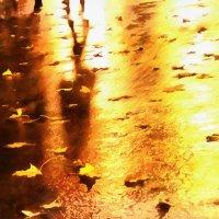 Искусство прогулок под дождём :: Ирина Сивовол