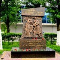 """Памятник """"Труженикам тыла"""" :: Нина Бутко"""