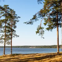 Озеро Красавица :: Виталий