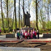 Памятник советским воинам на мемориальном кладбище Южное :: Светлана