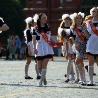 белые бантики в мае :: Олег Лукьянов