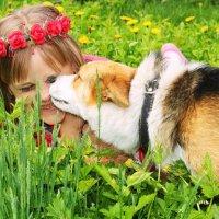 Неожиданный поцелуй:) :: Татьяна