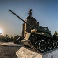 Монумент «Родина-Мать» в парке Победы :: Ашот ASHOT Григорян GRIGORYAN