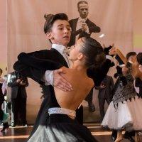 Турнир по танцам. :: Роман Маркин