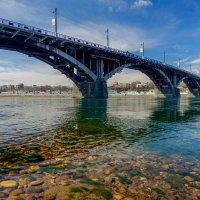 Иркутск. Старый Ангарский мост. :: Rafael