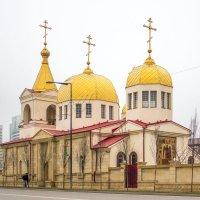 IMG_1192 Храм Михаила Архангела (Грозный) :: Олег Петрушин