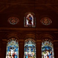 Витражи Кафедрального собора Малаги :: Ольга
