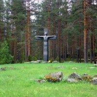 Крест скорби :: Елена Якушина