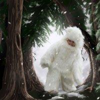в лесу :: Наталья Литвинчук