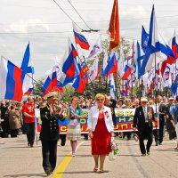 СЕВАСТОПОЛЬ. 9 МАЯ 2010 г. :: Ирина Нафаня