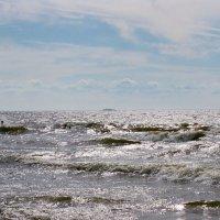 Море волнуется :: Алёна Корсакова
