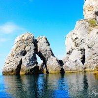 Водяные скалы :: Илья Власенко