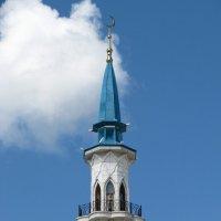 Минарет мечети Кул-Шариф :: Grey Bishop