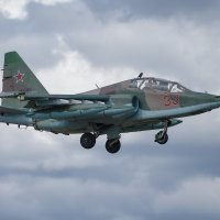 Су-25УБ :: Павел Myth Буканов