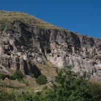 грузия  город в скале :: piter rub