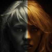 Portrait experiment in color. :: krivitskiy Кривицкий