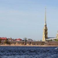 Петропавловская крепость. :: Наталья Лунева