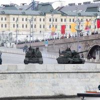 Генеральная репетиция парада Победы :: Александр Вуколов