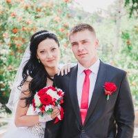 Настя и Иван :: Олеся Лазарева