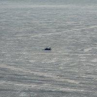 Поездка по льду Байкала :: Константин Шабалин