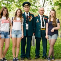 9 мая :: Сергей Хомич