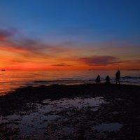 Майским вечерком на заливе... :: Болеслав (Boleslav)