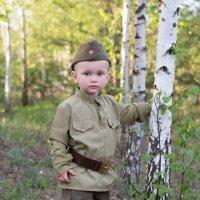 Юный солдат :: Люда Кацубо