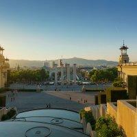 Испания - Барселона - Национальный дворец :: Евгений Иванов