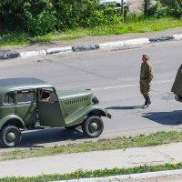 После парада 02 :: Олег Манаенков