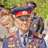 Ветеран войны. :: Виктор Евстратов