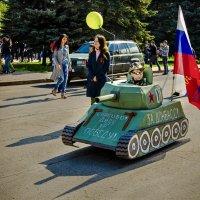 9 мая в Горловке :: Геннадий Беляков