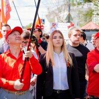 Вместе депутат ГД и самая сильная девушка России! :: Вячеслав Богомолов