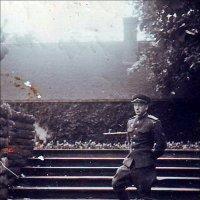 Мой отец - Гончаров Василиий Алексеевич (1918-1988). Берлин, май 1945 года :: Нина Корешкова