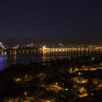 Ночной город :: Элеонора Макарова